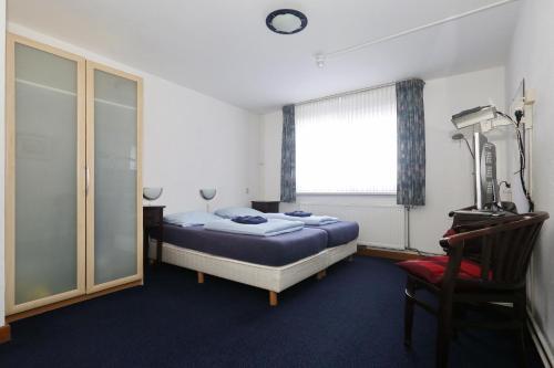 Un ou plusieurs lits dans un hébergement de l'établissement Pension de Driesprong