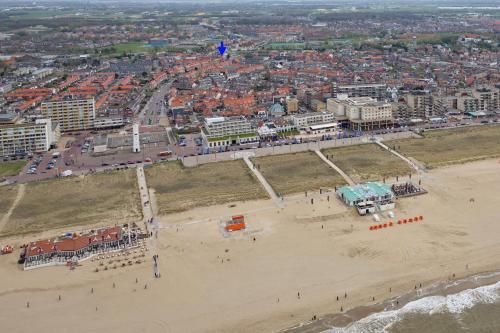 A bird's-eye view of Pension de Driesprong