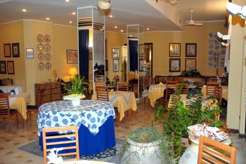 Ristorante o altro punto ristoro di Hotel Solemare