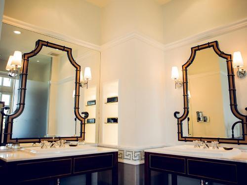 Phòng tắm tại Villa Song Saigon