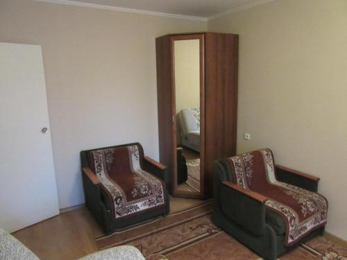 Гостиная зона в Апартаменты Ораниенбаум