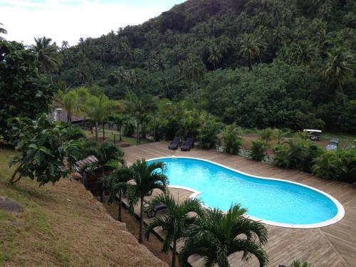 Uma vista da piscina em Legends Residence ou nos arredores
