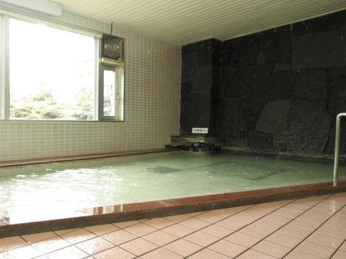 The swimming pool at or near Shiga Grand Hotel
