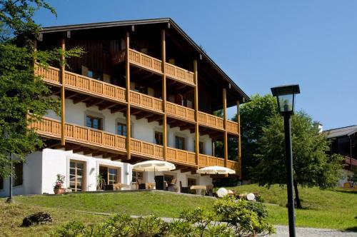 Alpenvilla Berchtesgaden Hotel Garni
