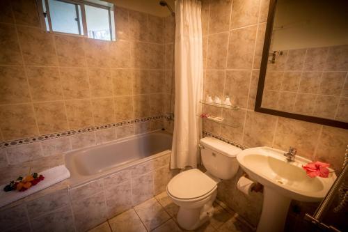 Un baño de O'tai