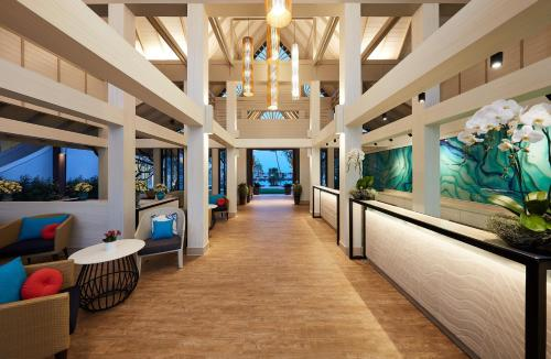 The lobby or reception area at Amari Koh Samui - SHA Plus
