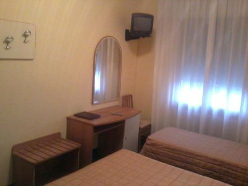 TV o dispositivi per l'intrattenimento presso Hotel Miravalle 2000