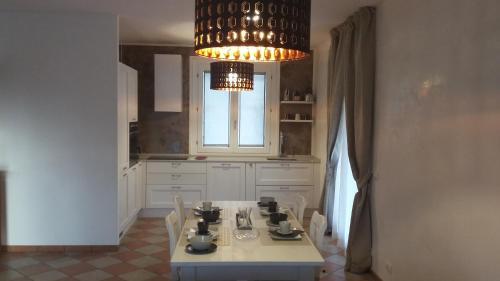 Cucina o angolo cottura di Residenza Leon