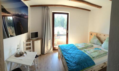 Легло или легла в стая в Karawanken Lodge
