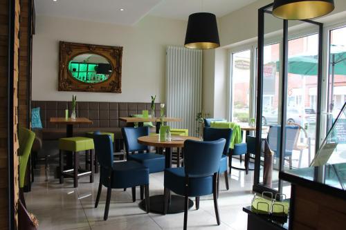 Ресторан / где поесть в Hotel Schlömer