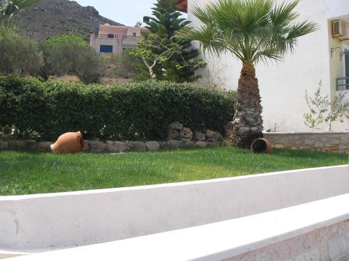 A garden outside Elia Studios
