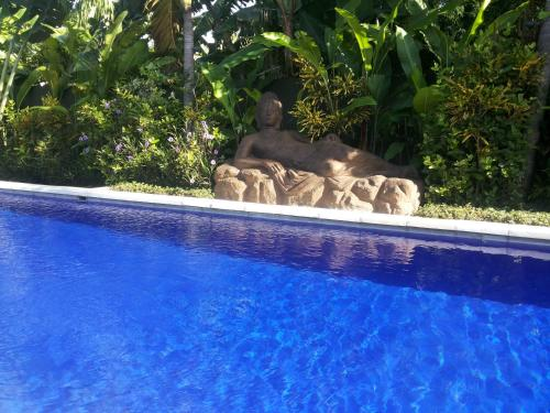 The swimming pool at or near BaliNea Villa & Spa