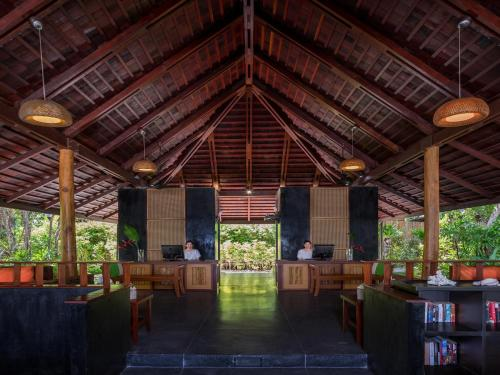 A restaurant or other place to eat at The Treasure Koh Madsum - Samui