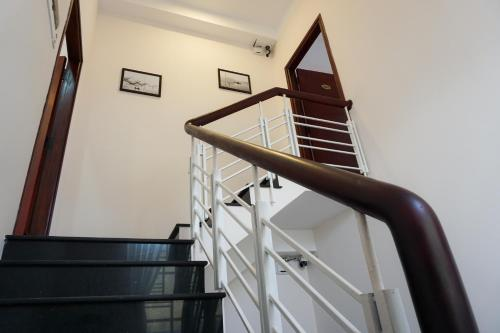 The fitness center and/or fitness facilities at Phoenix Homestay