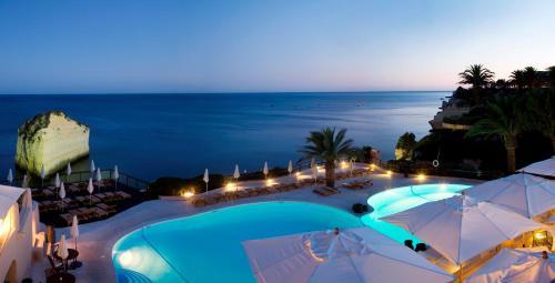 The swimming pool at or near Vilalara Thalassa Resort