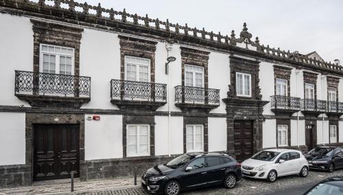 Casa do Campo de São Francisco during the winter