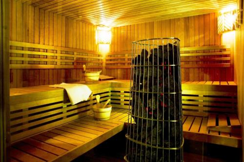Spa and/or other wellness facilities at Grand Hotel Terme