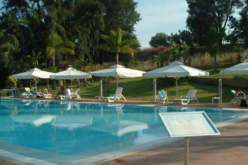 Бассейн в Hotel Della Valle или поблизости