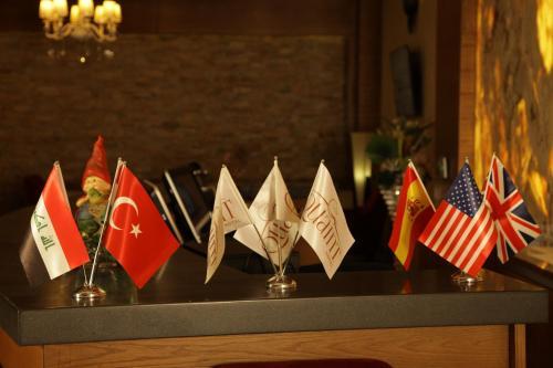 Ресторан / где поесть в Quaint Hotel Erbil