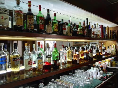 Salone o bar di Park Hotel Resort