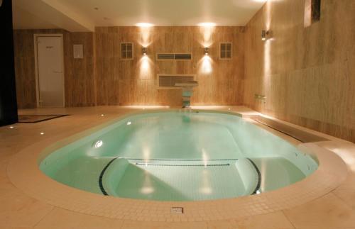 The swimming pool at or near Royal York & Faulkner Hotel
