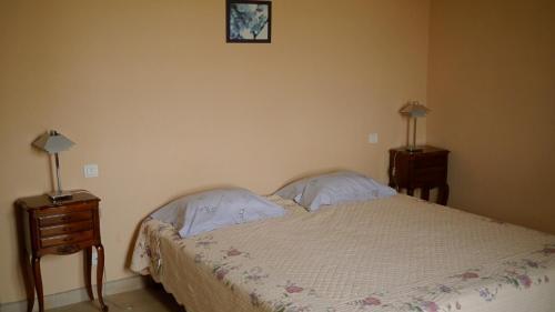 Un ou plusieurs lits dans un hébergement de l'établissement Château de la Gabelle