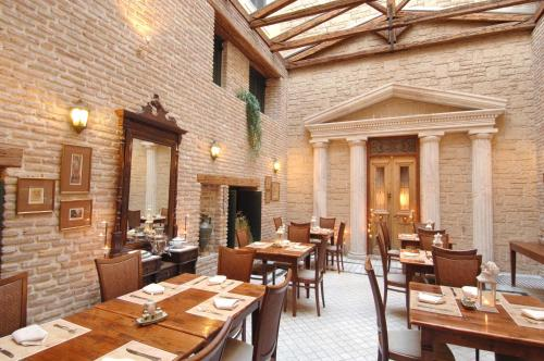 Εστιατόριο ή άλλο μέρος για φαγητό στο Ξενοδοχείο Βυζαντινό