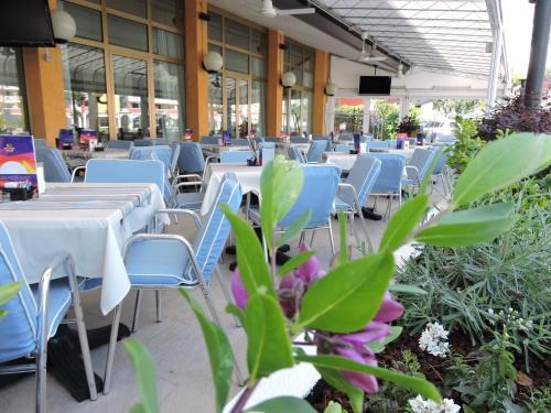 Restaurace v ubytování Hotel Berna