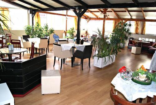 Εστιατόριο ή άλλο μέρος για φαγητό στο Diethnes Hotel