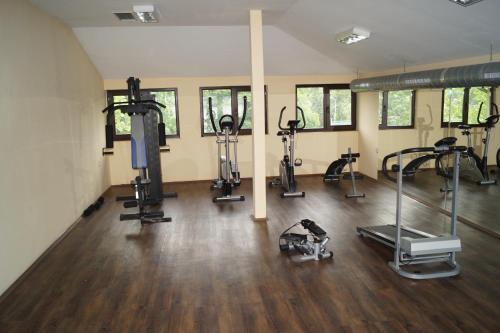 Фитнес център и/или фитнес съоражения в Хотел Кърджали