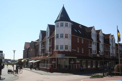 Strandburg Juist - Apartment 301 (Ref. 50969) im Winter