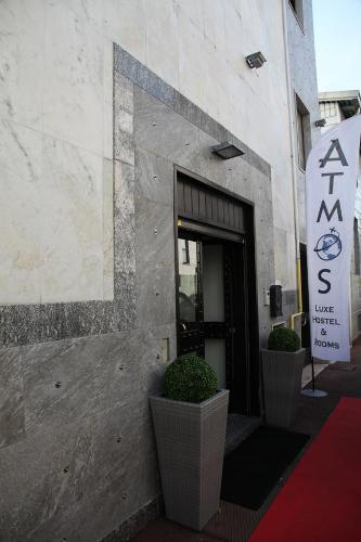 The facade or entrance of Atmos Luxe Navigli