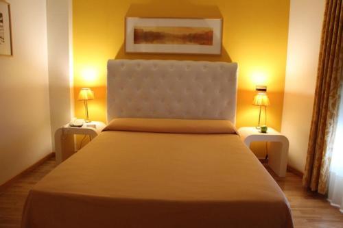 A room at Hotel Bouza