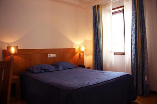 A room at AL Center Aveiro - Alojamento Local