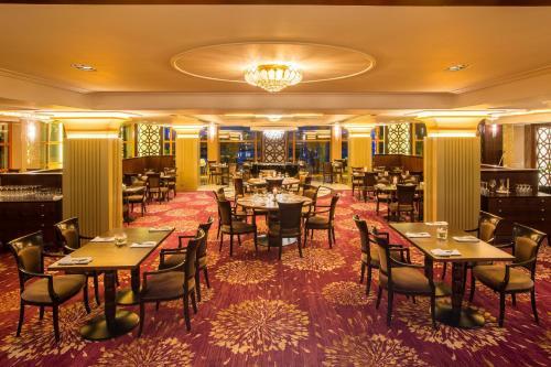 Restaurace v ubytování Hotel Kaskady
