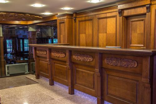 Лаундж или бар в Park Hotel Izvorite