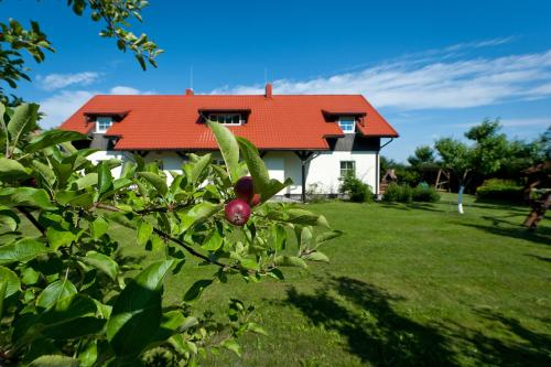 A garden outside Karklės Villa - Prie Jūros