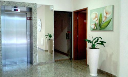 Um banheiro em Hotel Eden