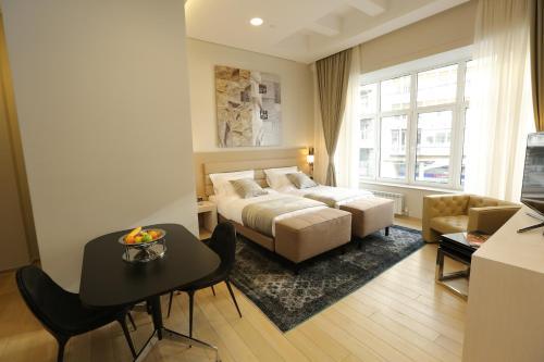 A room at Zepter Hotel