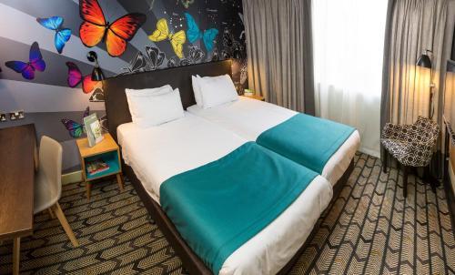 A room at Holiday Inn Salisbury - Stonehenge, an IHG Hotel