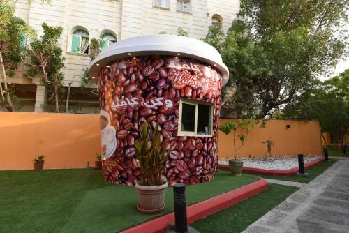 Uma varanda ou outra área externa em Wakan Luxury Villas and Suites