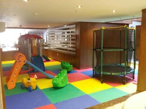 Parquinho infantil em Nights Jeddah Hotel