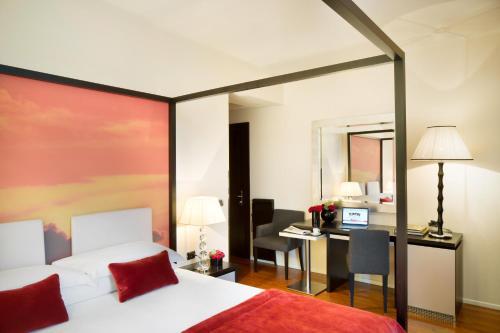 Hébergement de l'établissement Starhotels Anderson