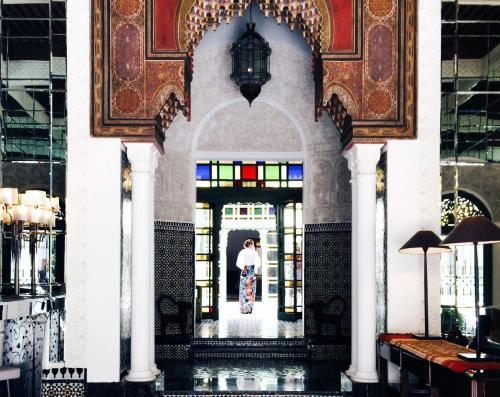 The facade or entrance of Palais Faraj Suites & Spa