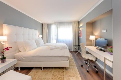 חדר ב-Mercure Hotel Raphael Wien