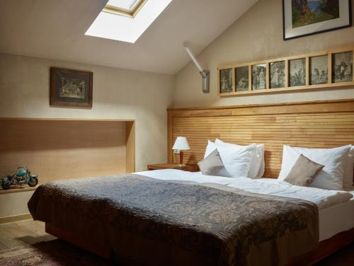 A room at Vinotel Boutique Hotel