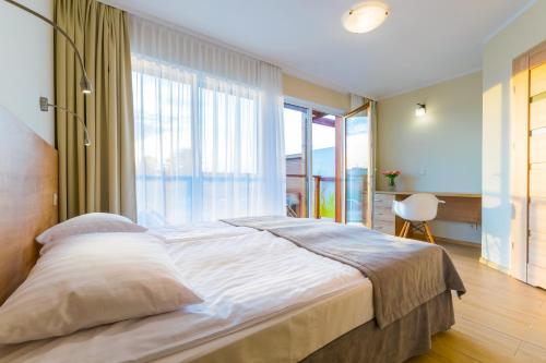 Pokój w obiekcie Domki Apartamentowe Bravo