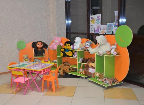 Детский клуб в Отель Итиль