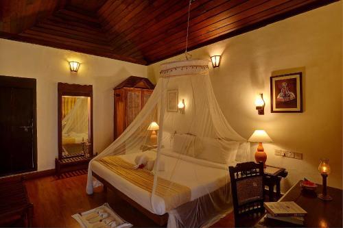 A room at Soma Manaltheeram Ayurveda BeachVillage