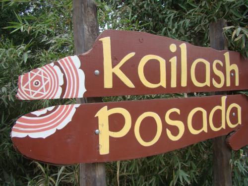 Un certificado, premio, cartel u otro documento en Kailash Posada